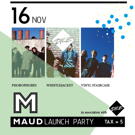 Maud Launch Party
