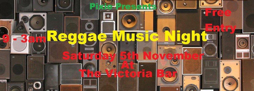 Reggae Music Night