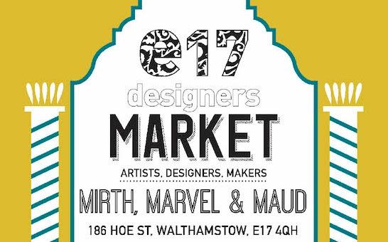 E17 Designers' Christmas market at Mirth