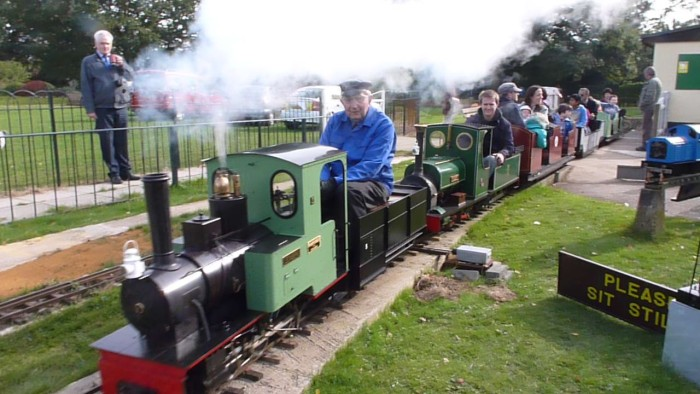 Chingford Model Engineering Club - Open Day for potential new members