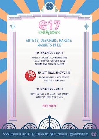 E17 Designers' Summer Market/E17 Art Trail