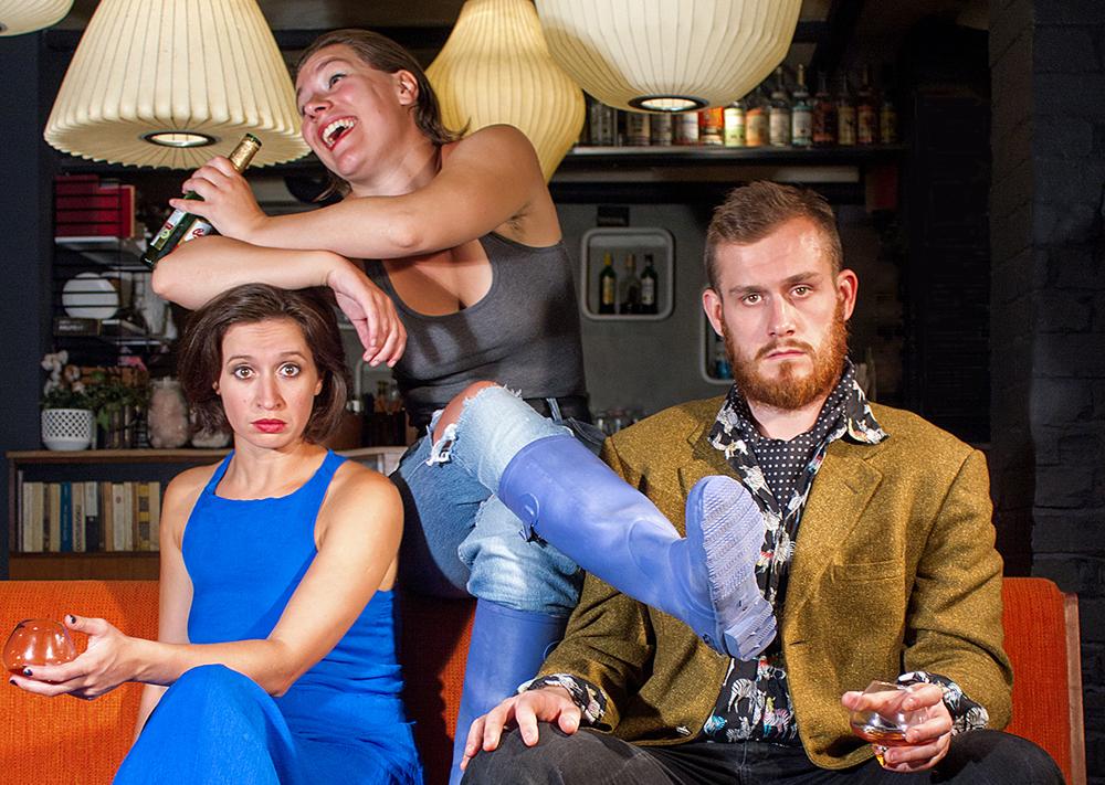 The Vanek Trilogy: Living Room Soirees