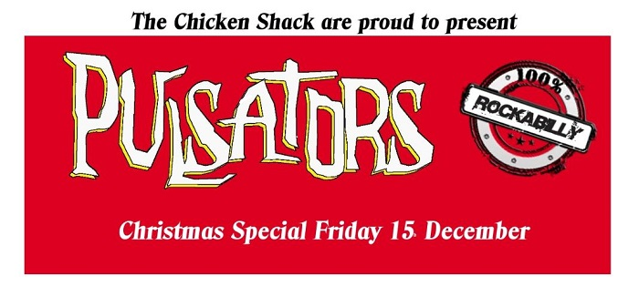 The Chicken Shack Xmas Special