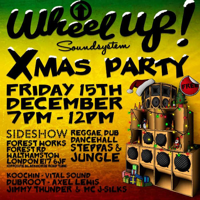 WheelUp! Xmas Party