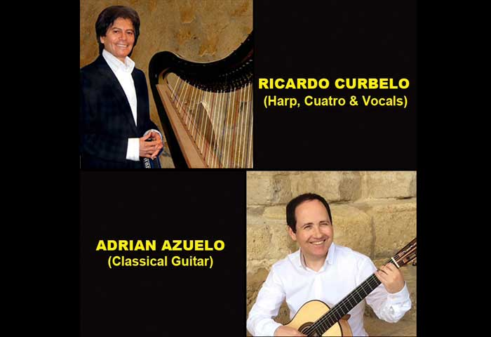 Music from Spain and Latin America