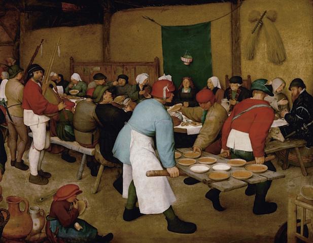 Volunteers' Feast