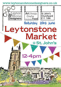 Leytonstone Market at St. Johns