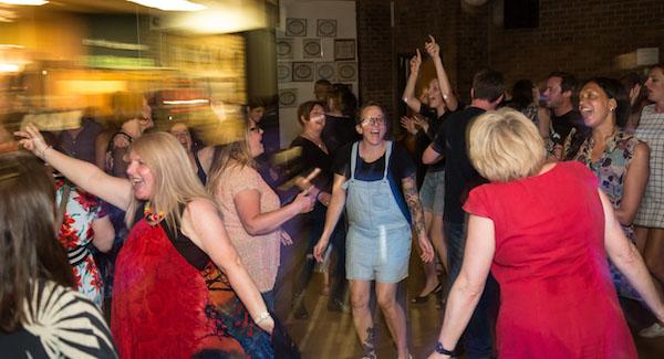 YOU SHOULD BE (BA DE YA) DANCING! IN SEPTEMBER