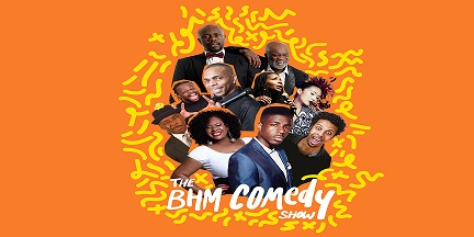 The Black History Month Comedy show