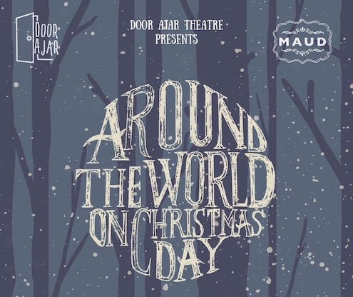 Around the World on Christmas Day