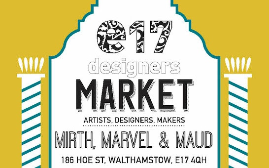 E17 Designers' Christmas market at Mirth