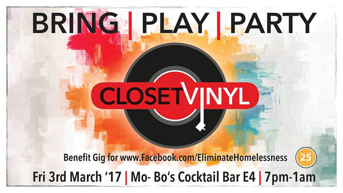 "Party ""Closet Vinyl"" 