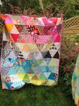 Patchwork quilting for beginners