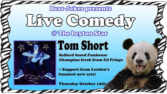 Bear Jokes Comedy