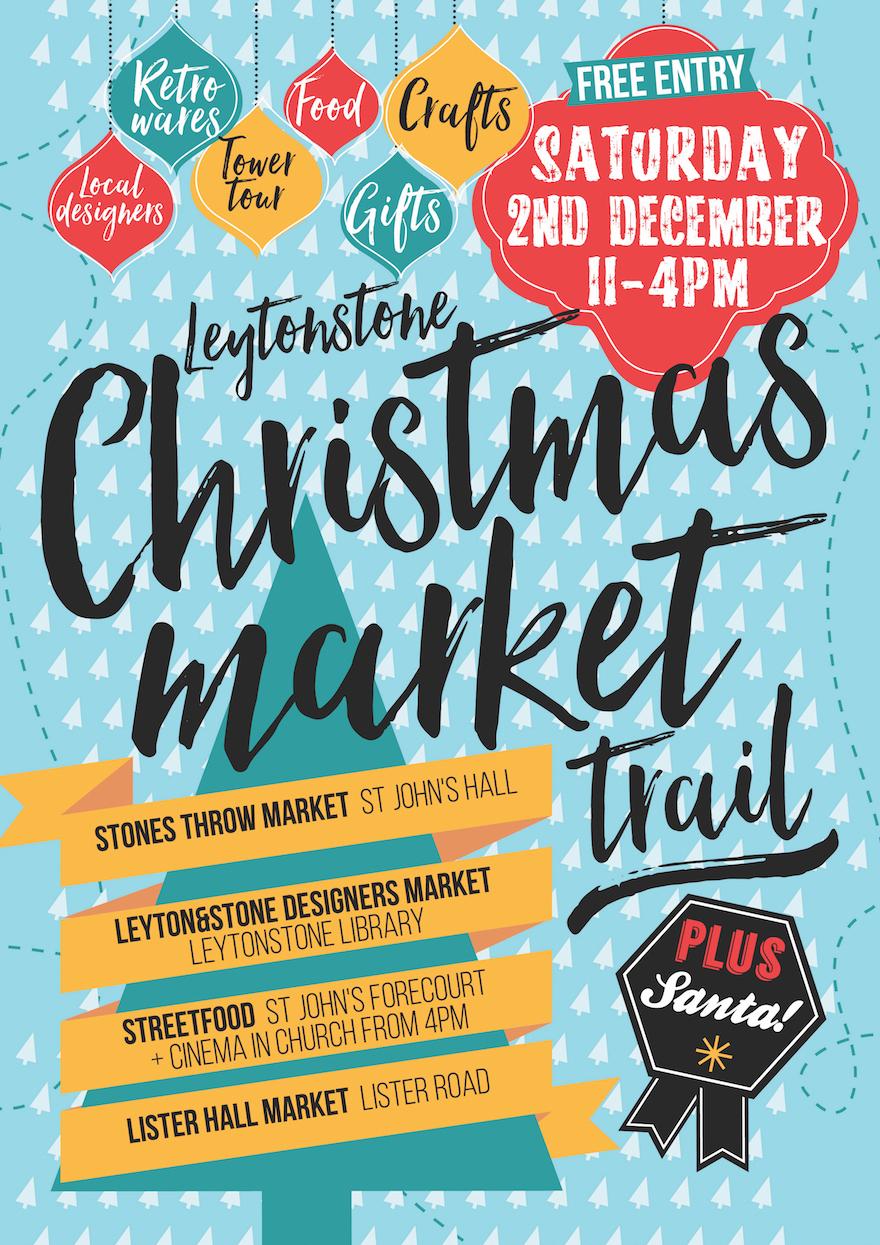 Leytonstone Christmas Market Trail