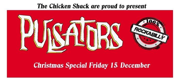The Chicken Shack Xmas Special