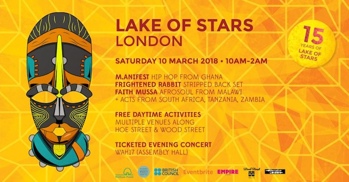 Lake of Stars London