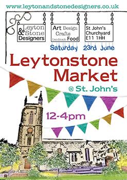 Leytonstone Market at St. Johns