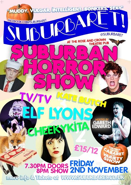 Suburban Horror Show