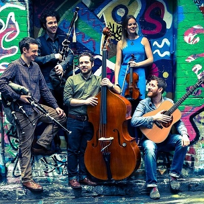 St Mary's Music Hall & the London Roots Festival present Breabach