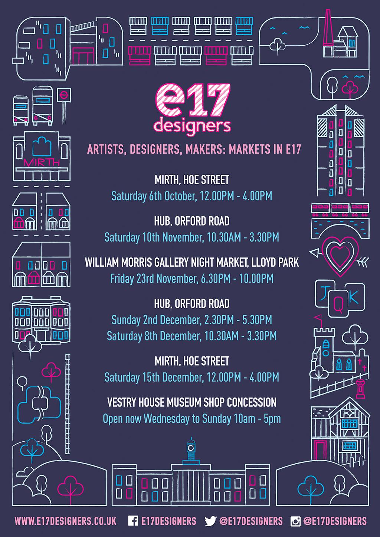 E17 Designers Christmas Market I