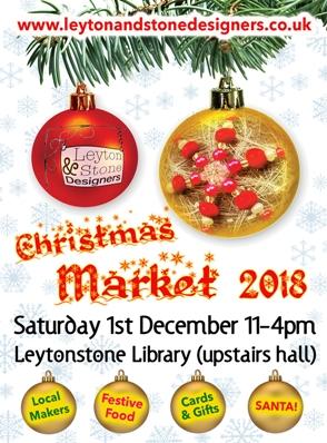 Leyton&Stone Designers Christmas Market