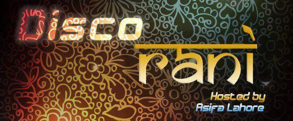 Disco Rani – genderfluid Bollywood Bhangra RnB Mujra Party for Asian LGBTQ, lovers and Allies