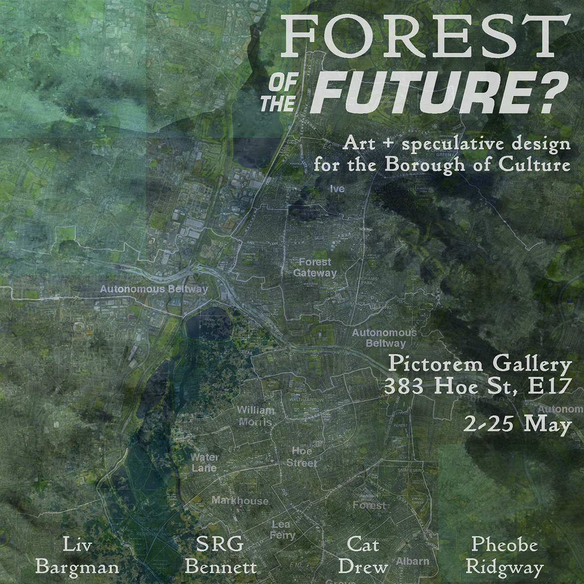 Forest of the Future? Private View