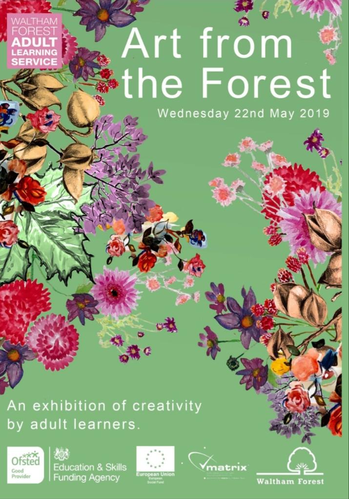 Art from the Forest Exhibition
