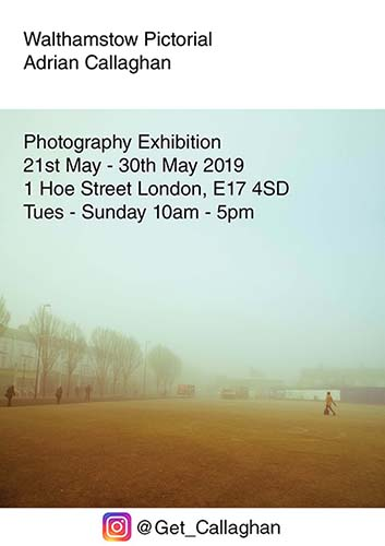 Walthamstow Pictorial photography exhibition