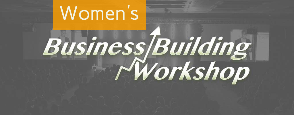 FREE women's business start up and growth workshop