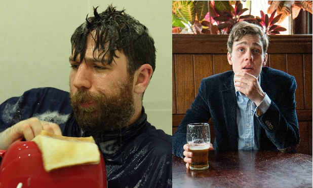 Wil Greenway and Andrew James Brown: Edinburgh Previews
