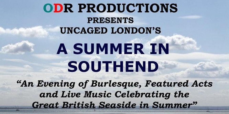 Uncaged London's 🌞👙🕶️🌊A SUMMER IN SOUTHEND🐟🐠🦀🦑