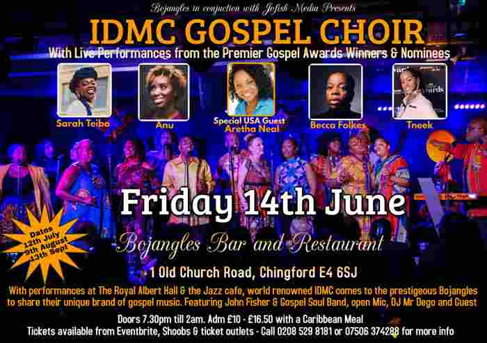 Gospel Night with IDMC Gospel Choir