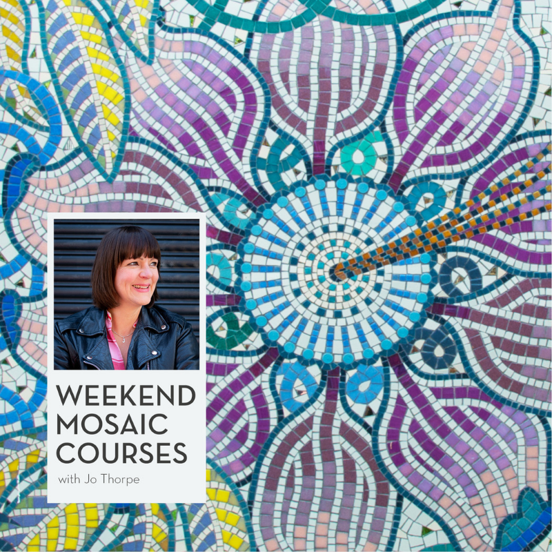 Two Day Beginners Mosaic Course