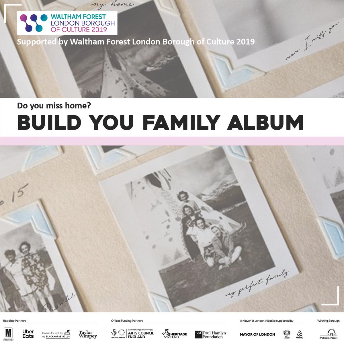 Build your family album