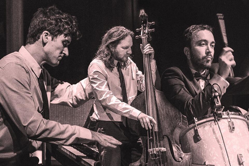 Polish Jazz London Series: Marcin Masecki's Jazz Trio
