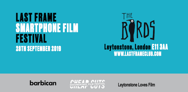 Last Frame Smartphone Film Festival
