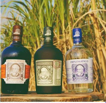 Rum Tasting at Rhythm Kitchen E17: Diplomatico
