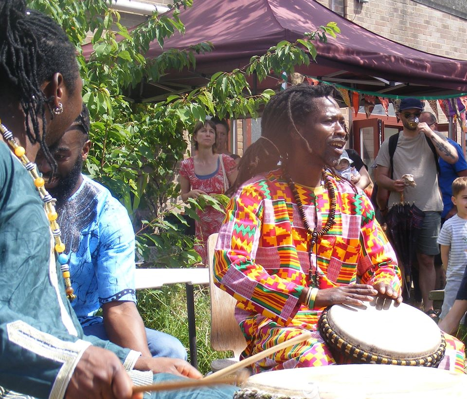 West African Drum Circle