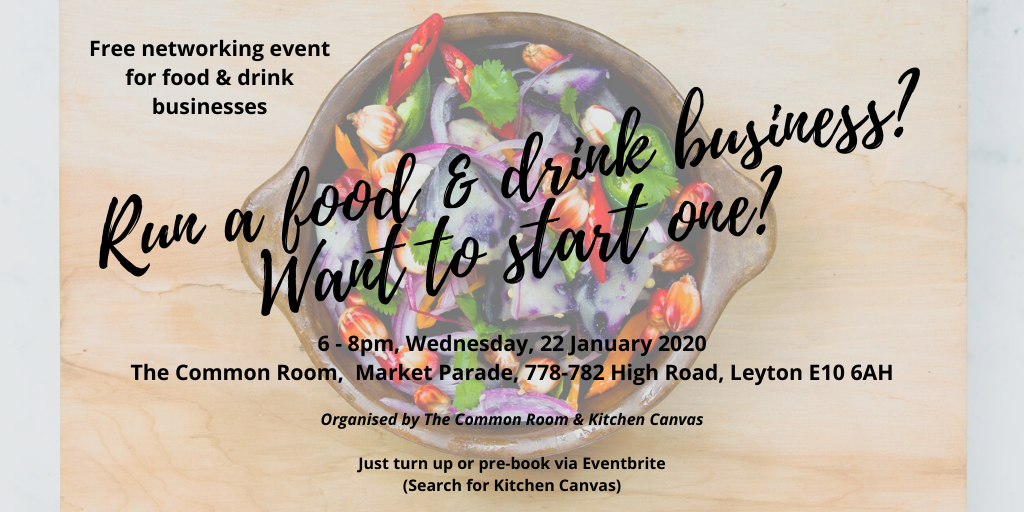 Networking event for food & drink businesses and start-ups