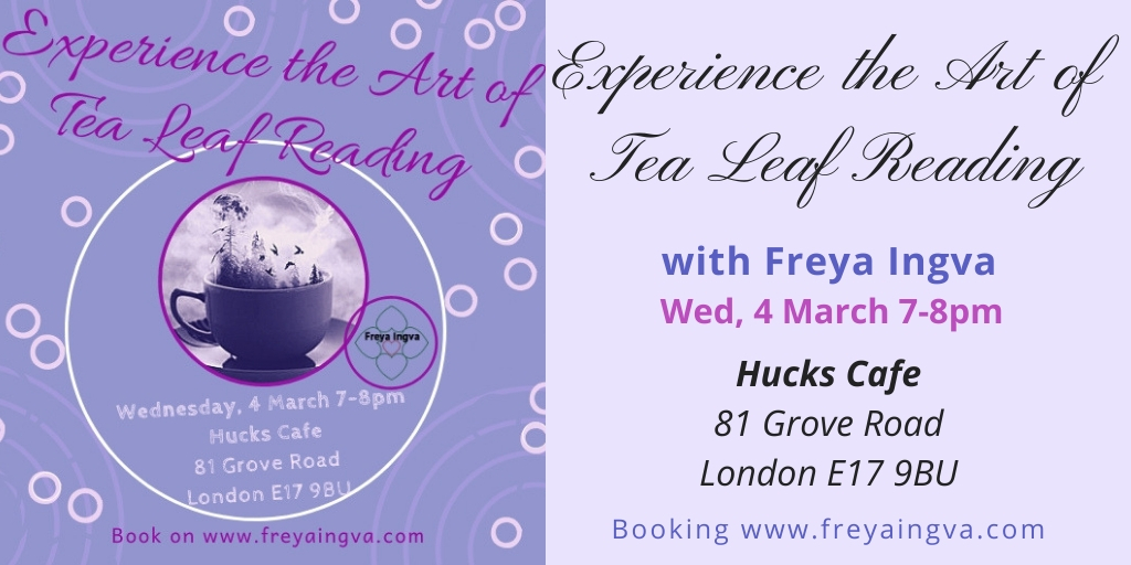 Experience the Art of Tea Leaf Reading