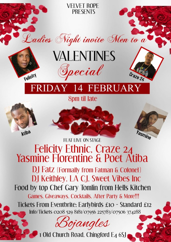 Ladies Night Special Edition - Valentine\'s Celebration