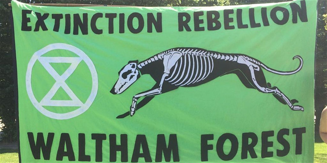 Extinction Rebellion Waltham Forest People's Assembly: How do we achieve change?