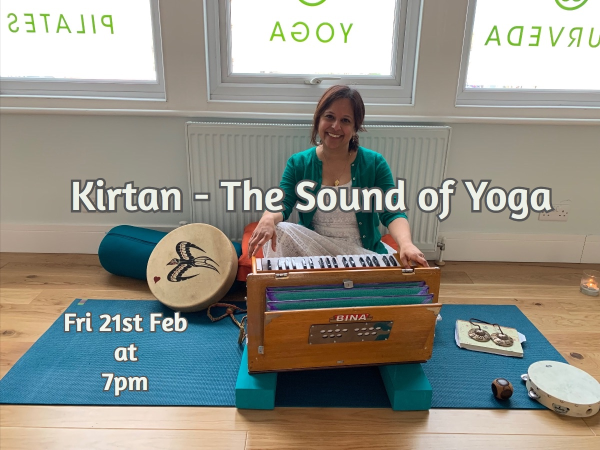 Kirtan - The Sound of Yoga