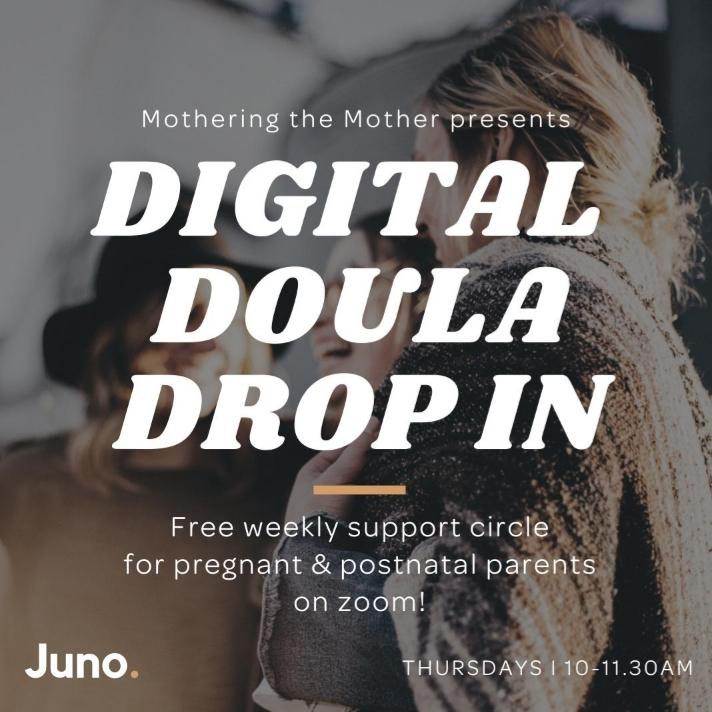 Digital Doula Drop-In