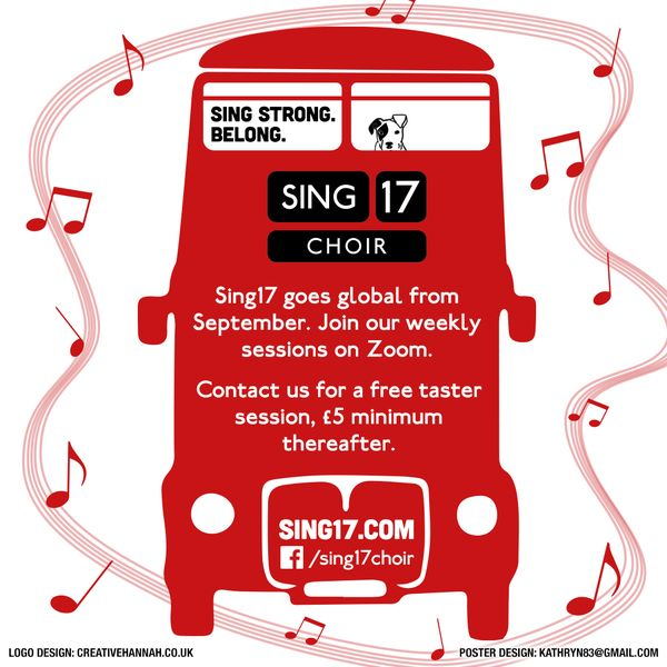 Sing17 Goes Global
