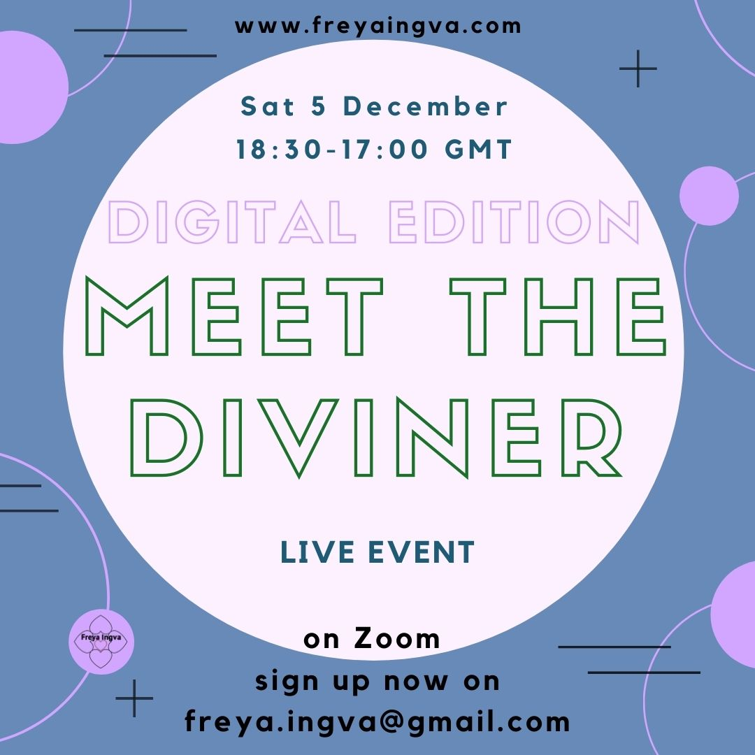 Meet the Diviner, Digital Edition