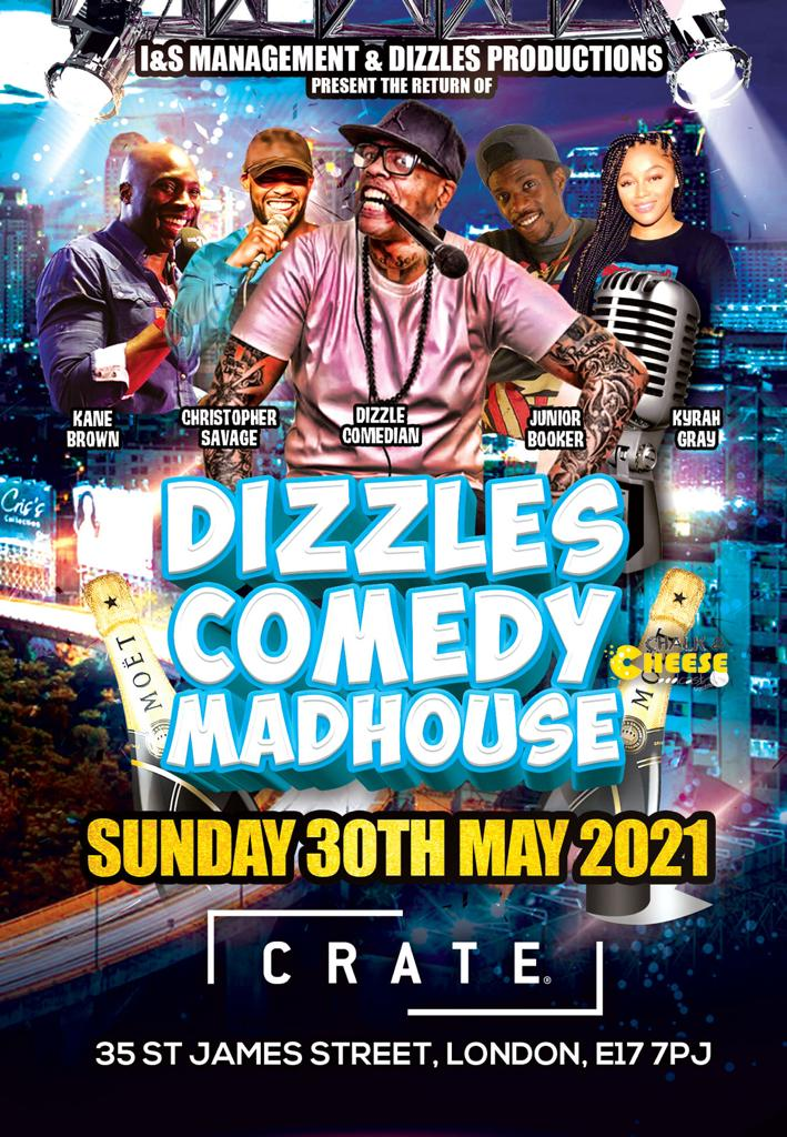 Dizzles comedy madhouse
